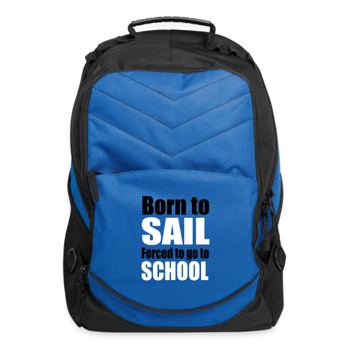 Born to sail computer backpack - Computer Backpack