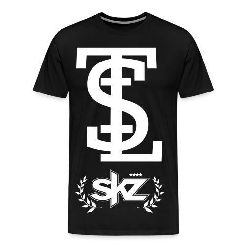 New STL white - Men's Premium T-Shirt