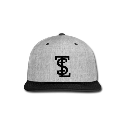 New STL black - Snap-back Baseball Cap