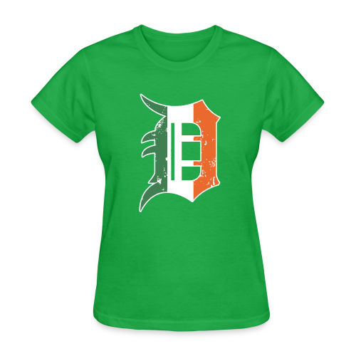 IRISH D - Women's T-Shirt