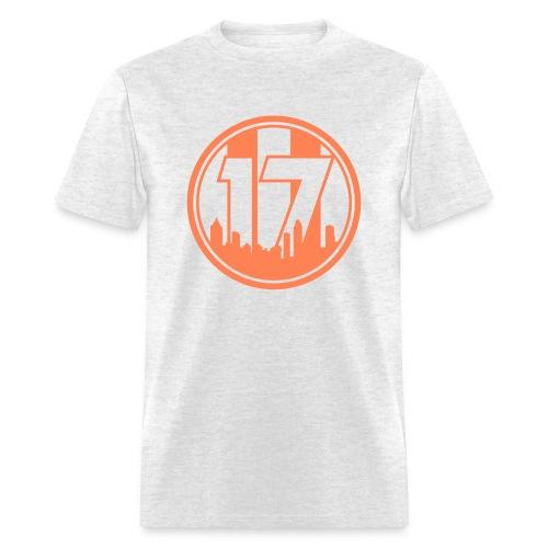 We Are 17 - Light Grey T-shirt - Men's T-Shirt