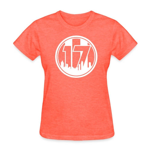 We Are 17 - Women's Peach T-Shirt - Women's T-Shirt