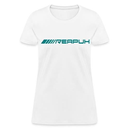 Reapuh Teal Logo T-Shirt - Women's T-Shirt
