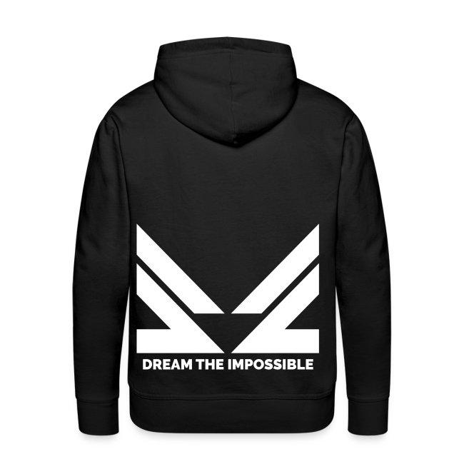 V3 - Designer / Dream The Impossible - Hoodie