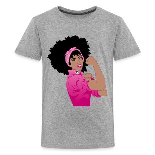 Naturally Revolutionary (kids) - Kids' Premium T-Shirt
