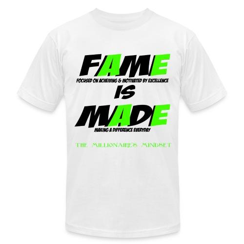 Famous Tee [White] - Men's Fine Jersey T-Shirt