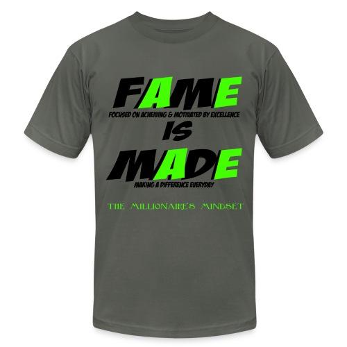 Famous Tee [Dark Grey] - Men's Fine Jersey T-Shirt