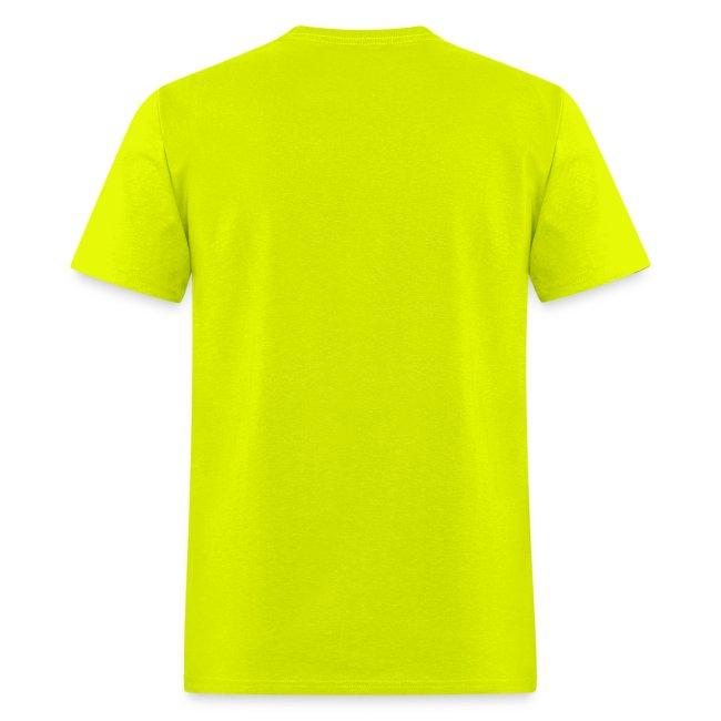 Men's T-shirt White Background