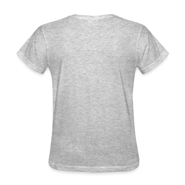 Women's T-shirt White Background