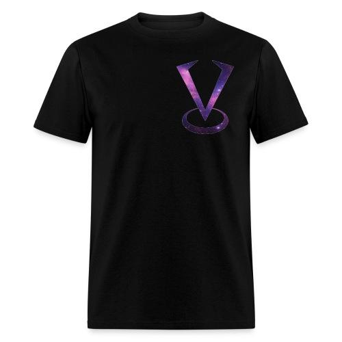 Men's Mini Galaxy Logo Tee - Men's T-Shirt