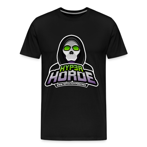 #HYP3RHORDE Community T-Shirt - Men's Premium T-Shirt