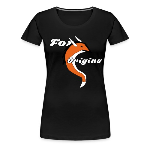 FoxOrigins (Female) - Women's Premium T-Shirt