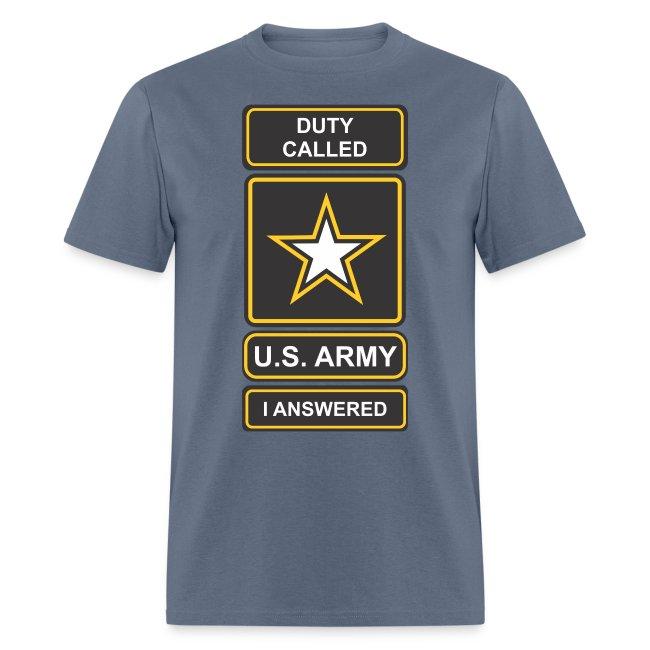 Duty Called Army M