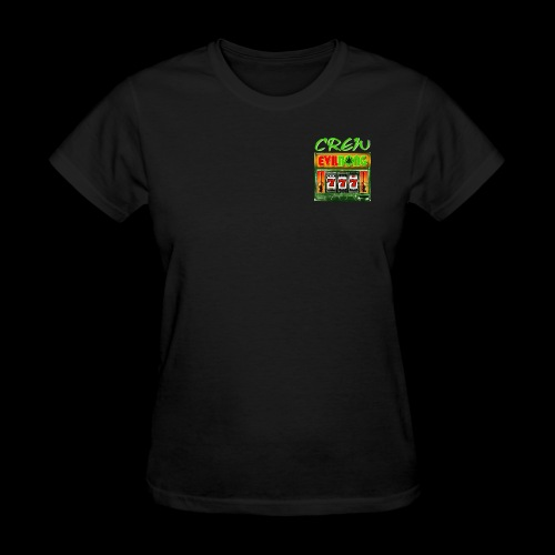 Evil Bong 777 Women's Crew Tee - Women's T-Shirt