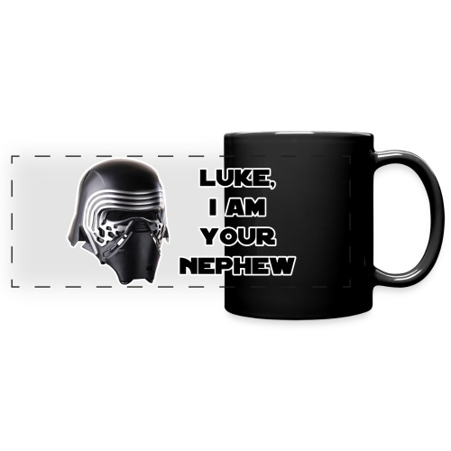 Luke I Am Your Nephew - Coffee Mug - Full Color Panoramic Mug