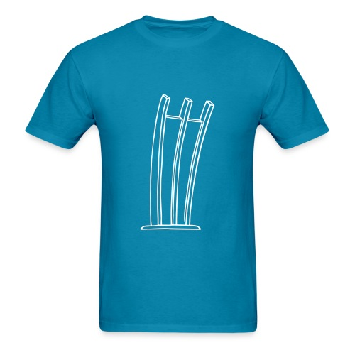 Airlift Monument in Berlin-Tempelhof - Men's T-Shirt