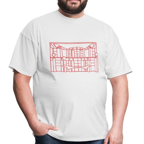 Chancellery in Berlin - Men's T-Shirt