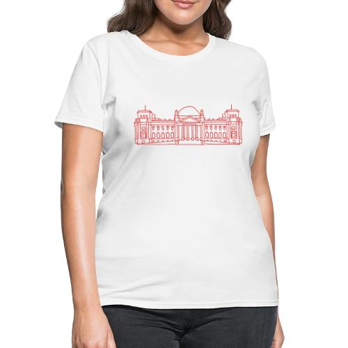 Reichstag building Berlin - Women's T-Shirt