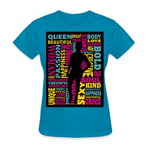 Colorful I Am... Tank Top - Women's T-Shirt