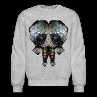 Long Sleeve Shirts ~ Crewneck Sweatshirt ~ BOILBUTTZ NEW COCOON