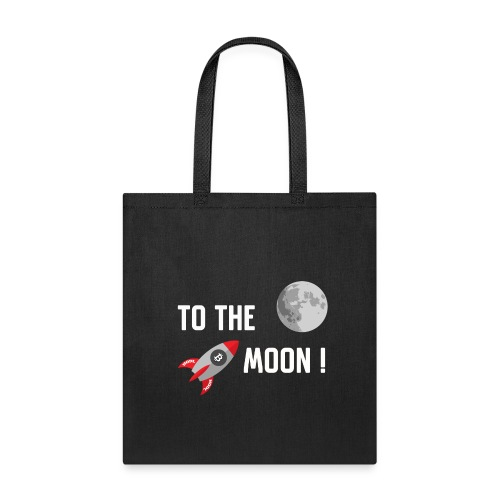 To the moon - Tote Bag