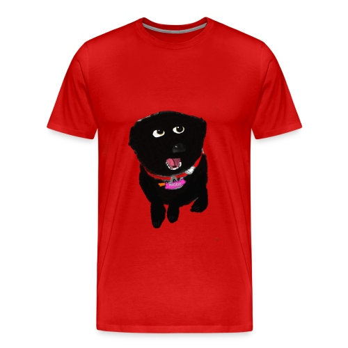 Cartoon Maggie Men's Premium Shirt - Men's Premium T-Shirt