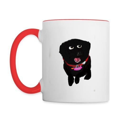 Tozzi & Friends - #8 Maggie May Character Mug  - Contrast Coffee Mug