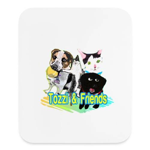 Tozzi & Friends Vertical Mousepad  - Mouse pad Vertical