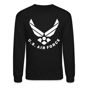 U.S. Air Force Logo Vector - Crewneck Sweatshirt