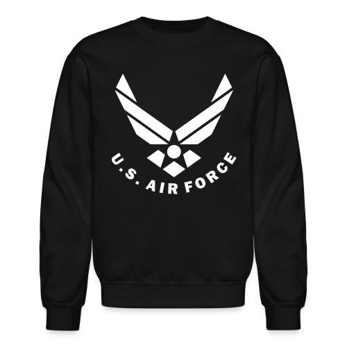 U.S. Air Force Logo Vector - Crewneck Sweatshirt