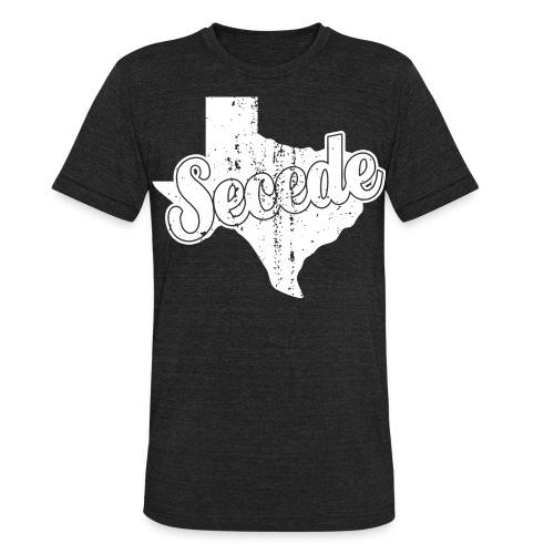 Secede Texas - Unisex Tri-Blend T-Shirt