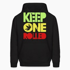 kep one rolled Hoodies