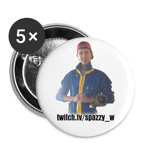SpazzyButton - Large Buttons