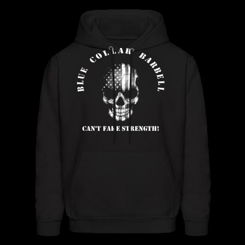 Skull Logo Hoodie w/ Sleeves  - Men's Hoodie