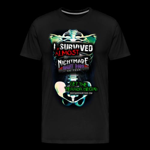 Undead Nightmare Tee - Men's Premium T-Shirt