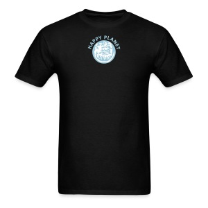 Happy Planet - Men's T-Shirt