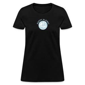 Happy Planet - Women's T-Shirt