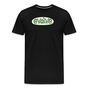 Evolve Glow in the Dark - Men's Premium T-Shirt