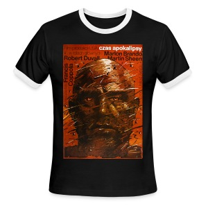 Apocalypse Now (Polish) - Men's Ringer T-Shirt
