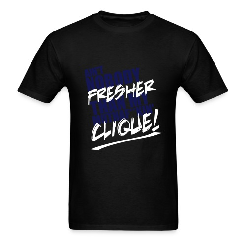 My Clique Tee - Men's T-Shirt