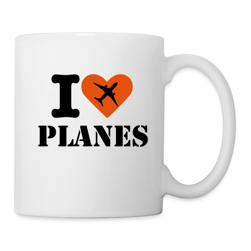 Plane Spotter Mug - Coffee/Tea Mug