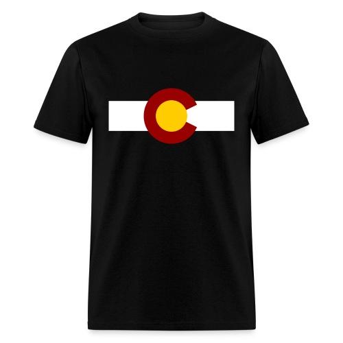 Vintage Colorado - Men's T-Shirt