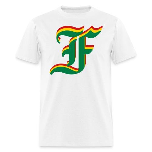 Rasta Olde Time T shirt - Men's T-Shirt