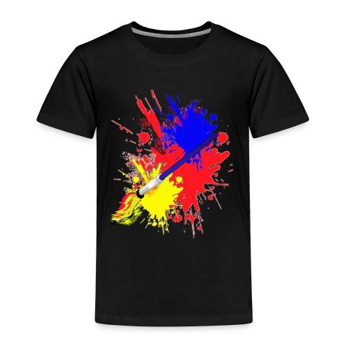 Artist - Toddler Premium T-Shirt