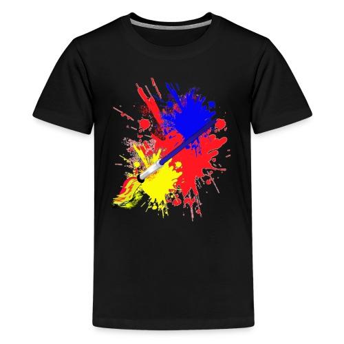Artist - Kids' Premium T-Shirt