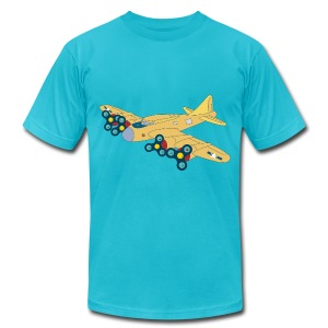 Fidget Spinner - Men's Fine Jersey T-Shirt