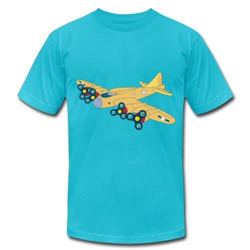 Fidget Spinner - Men's Fine Jersey T-Shirt
