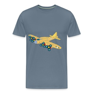 Fidget Spinner - Men's Premium T-Shirt