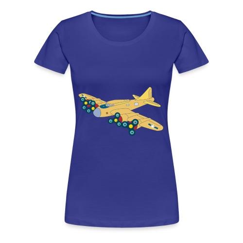 Fidget Spinner - Women's Premium T-Shirt