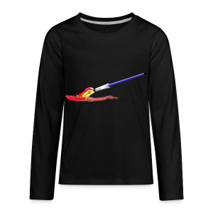Artist - Kids' Premium Long Sleeve T-Shirt
